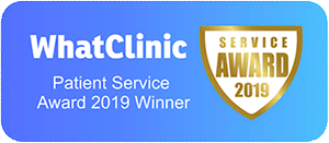 WhatClinic Patient Service Award